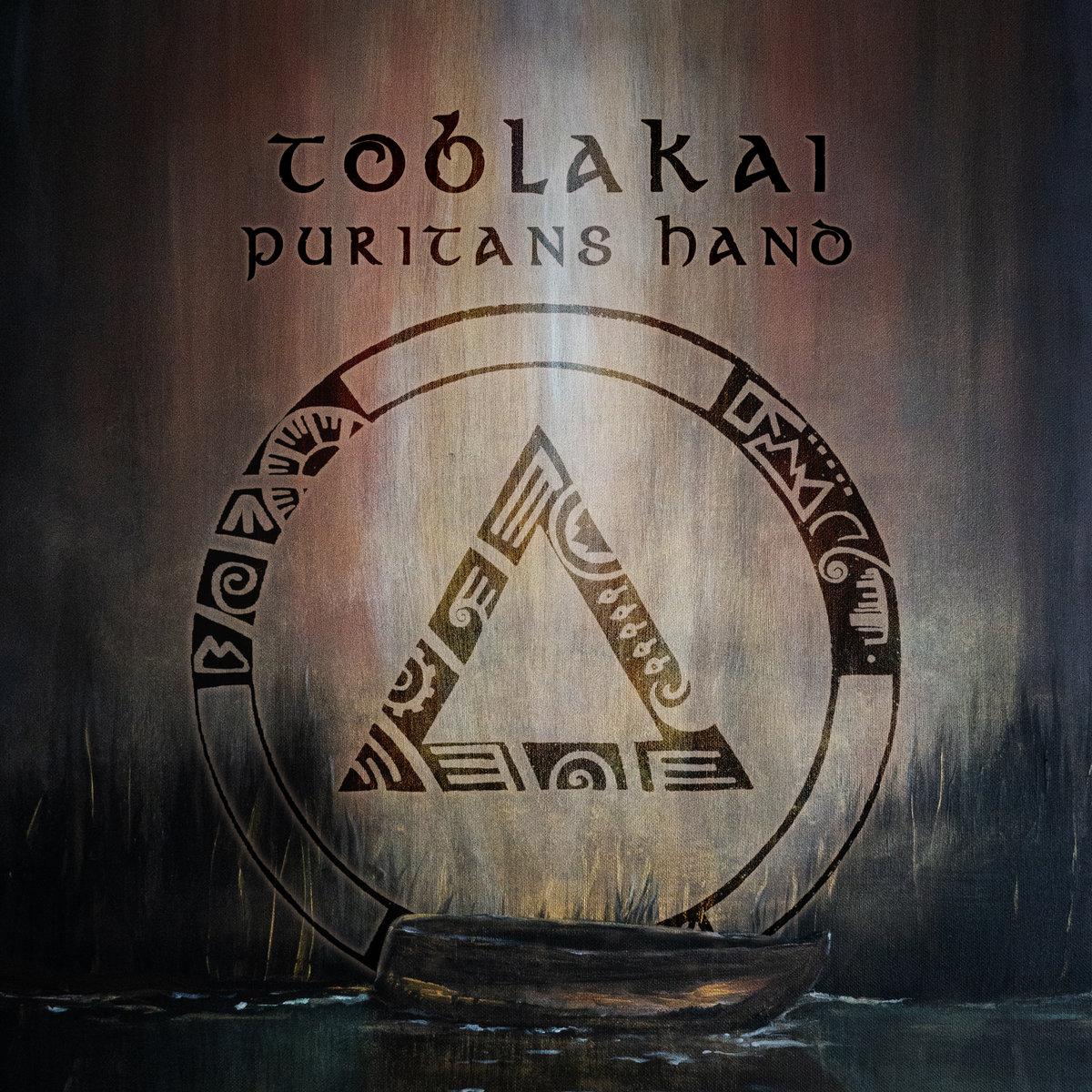 Puritans Hand Toblakai Cover Artwork