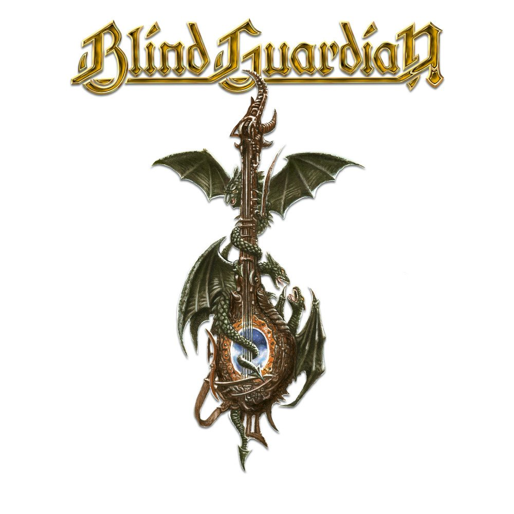 BLIND GUARDIAN imaginations anniversary edition cover artwork