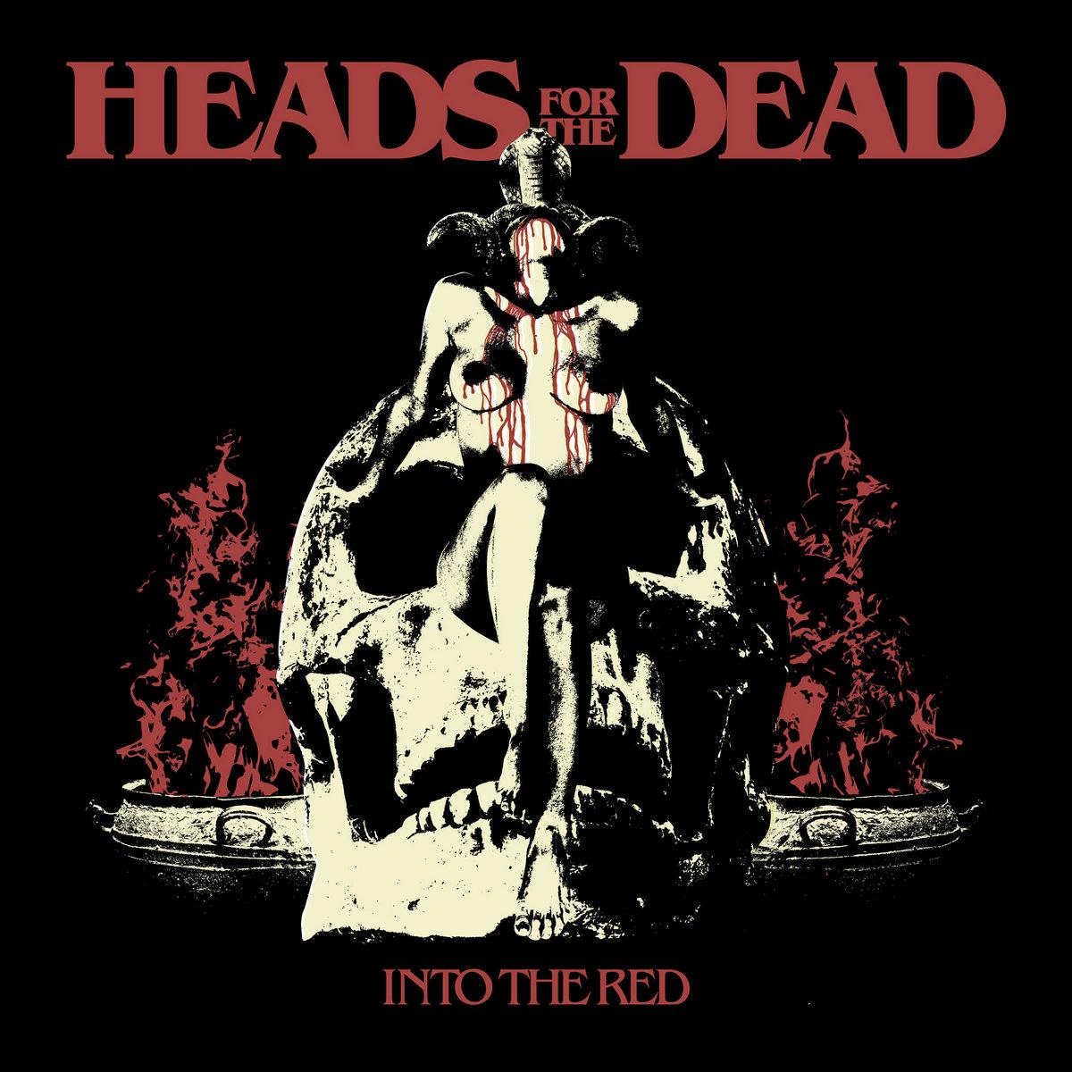 HEADS FOR THE DEAD dévoile la lyric vidéo de la chanson «The Coffin Scratcher»
