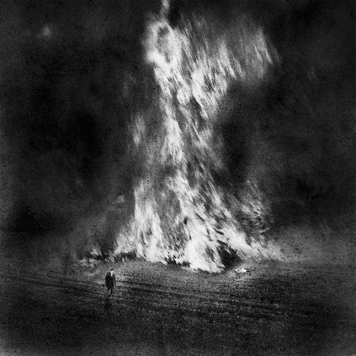 OVTRENOIR fields of fire cover artwork