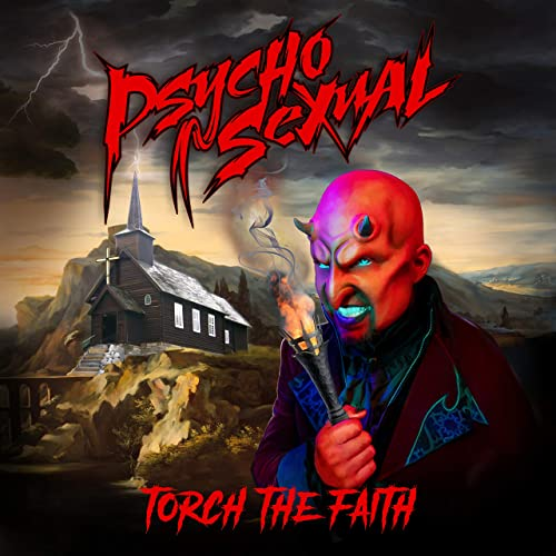 psychosexual torch the faith cover artwork