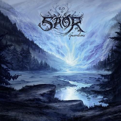 saor guardians remixed remastered album cover artwork