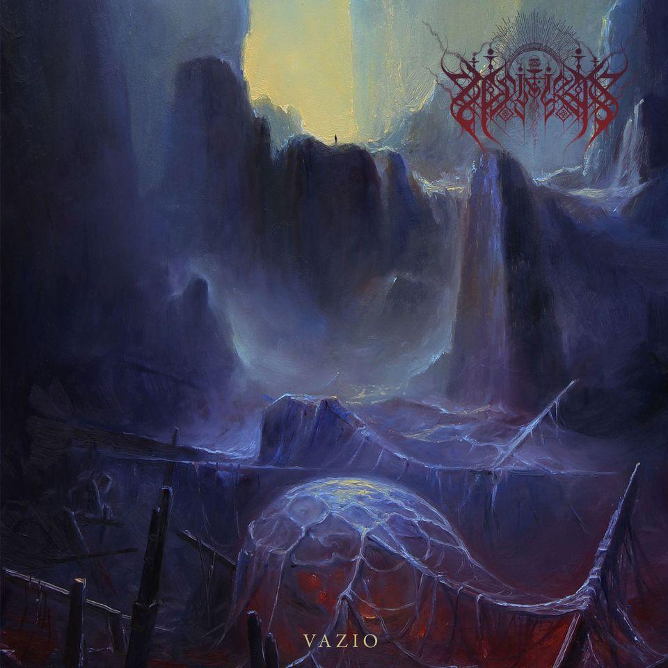 sepulcros vazio album cover artwork