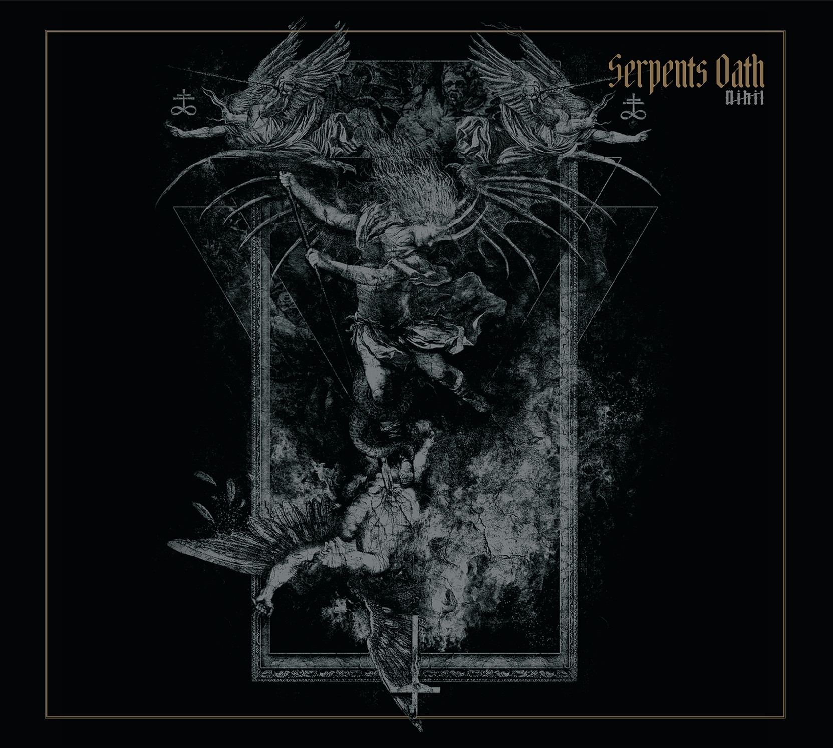 serpents oath nihil cover artwork
