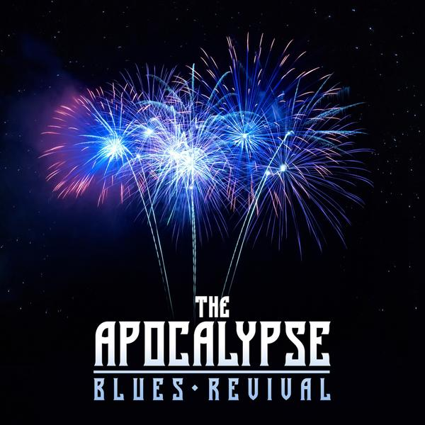the apocalypse blues revival cover artwork