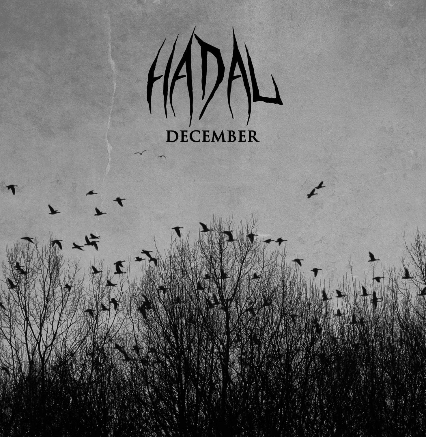Hadal December Cover Artwork