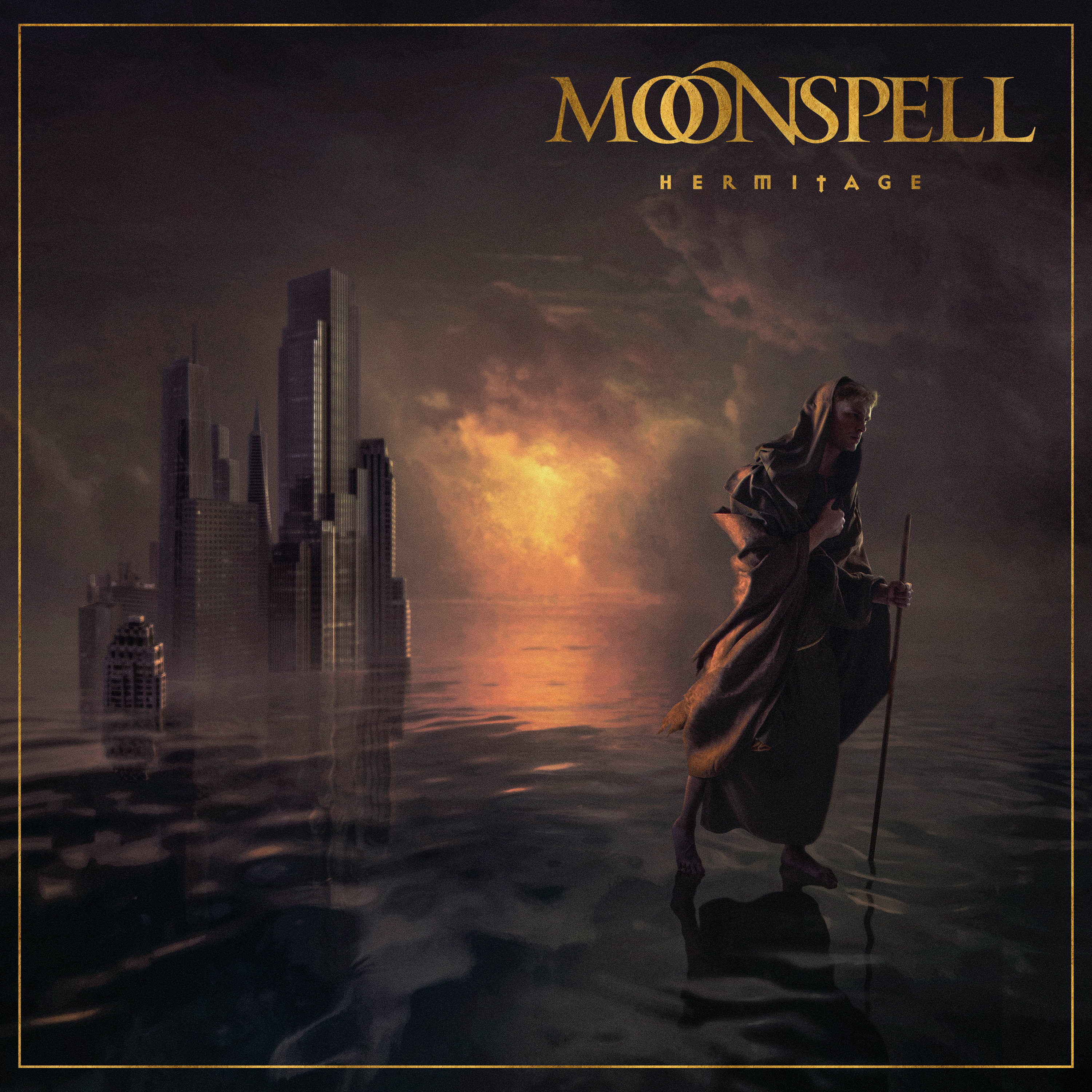 Moonspell Hermitage Album Cover