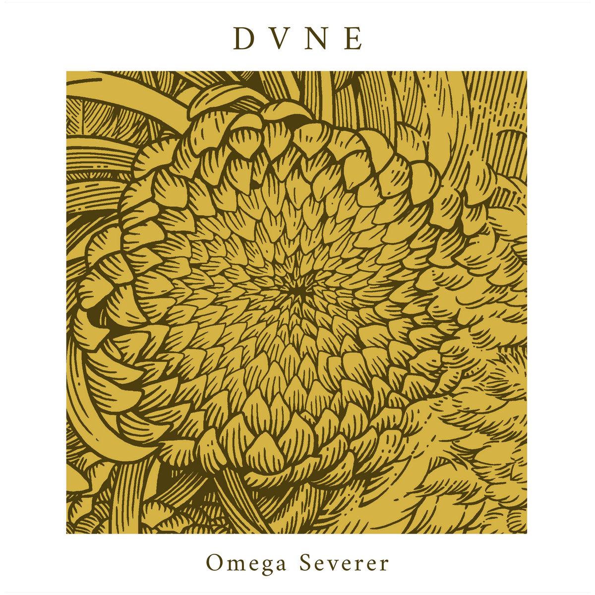 Omega Severer DVNE cover artwork