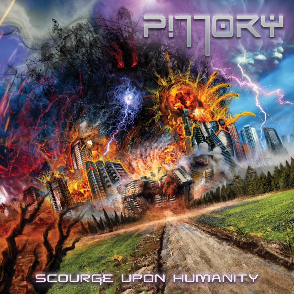 PILLORY : les détails du nouvel album  Scourge upon Humanity ; la chanson «Diluted Existence»