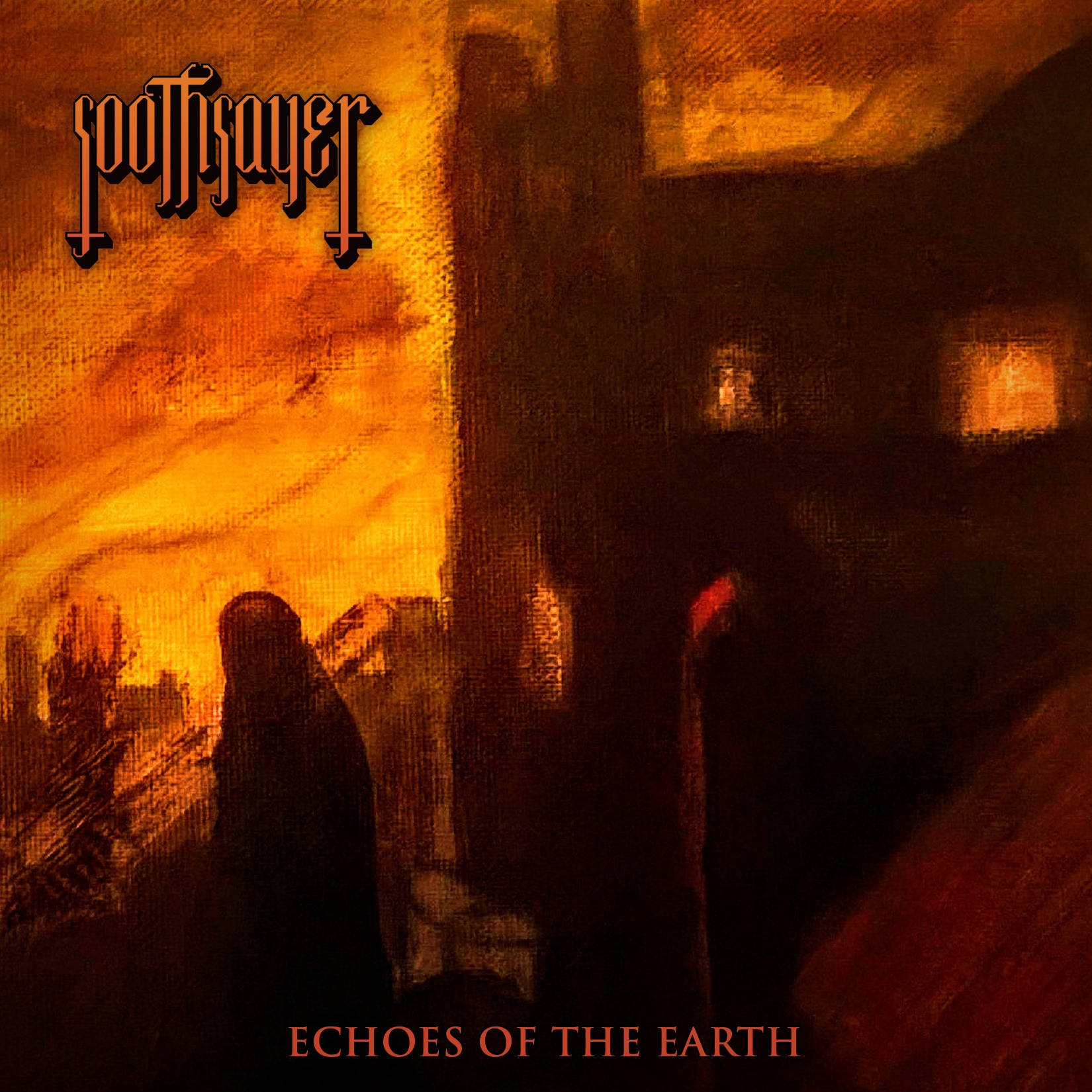 Soothsayer Echoes Of The Earth Liam Hughes Cover Artwork