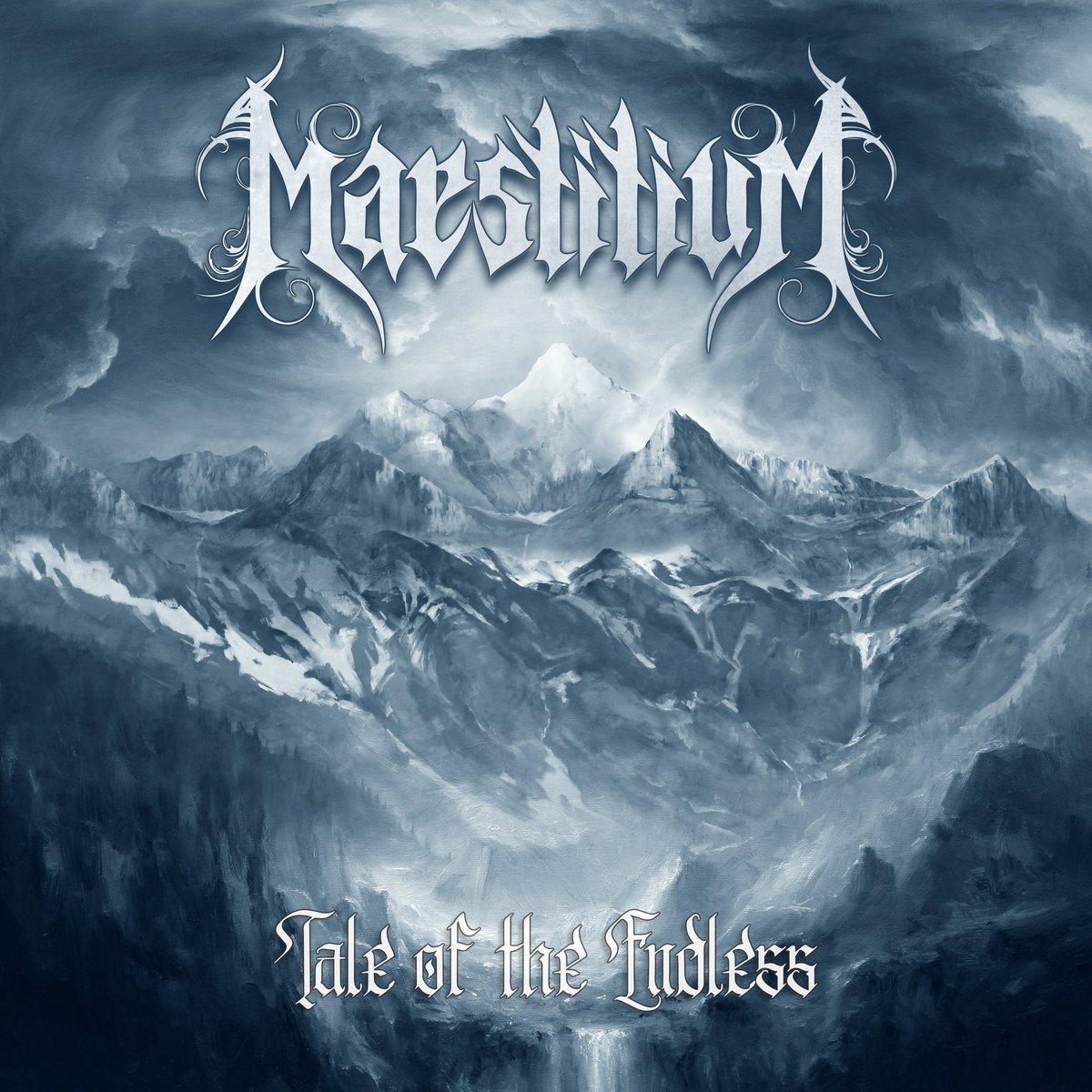 Tale Of The Endless maestitium Cover Artwork