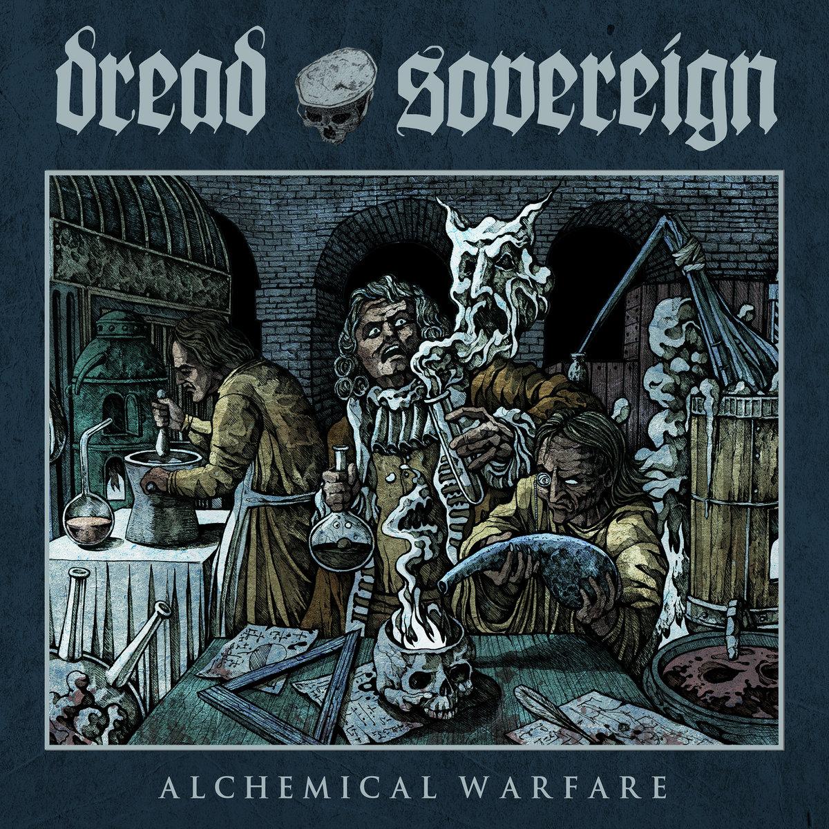 DREAD SOVEREIGN : les détails du nouvel album Alchemical Warfare ; clip vidéo de la nouvelle chanson «Nature Is The Devil's Church»