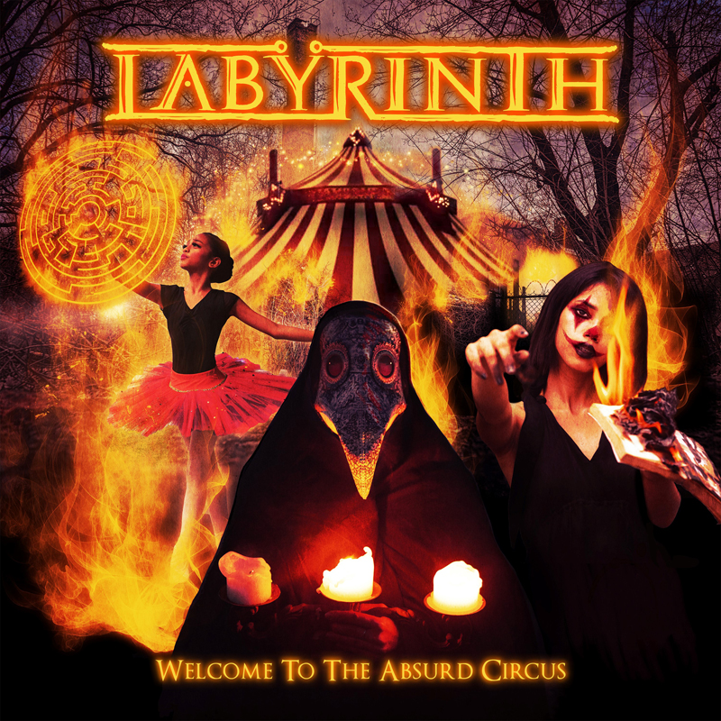 labyrinth welcome to the absurd circus