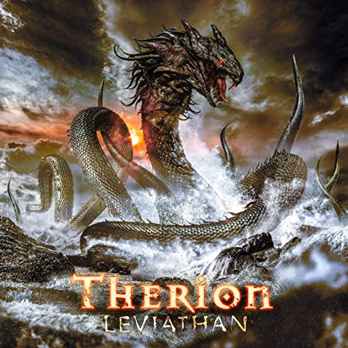 therion leviathan cover artwork