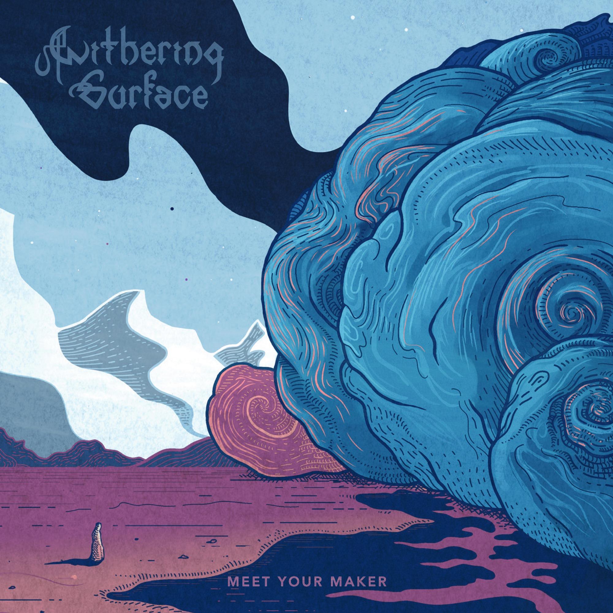 WITHERING SURFACE dévoile le clip vidéo de la chanson «»I'll Soon Be Gone»