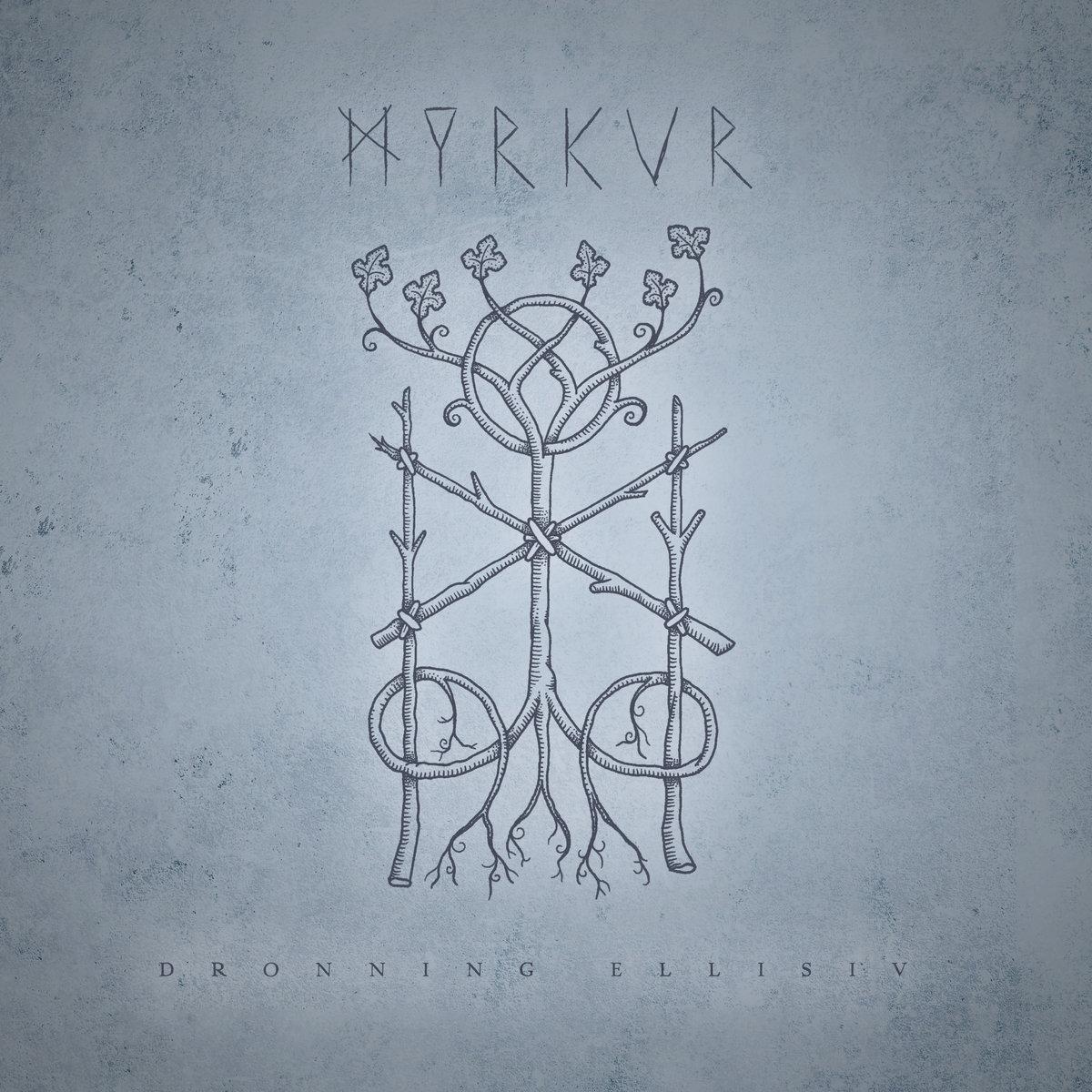 Dronning Ellisiv Myrkur Single Cover Artwork