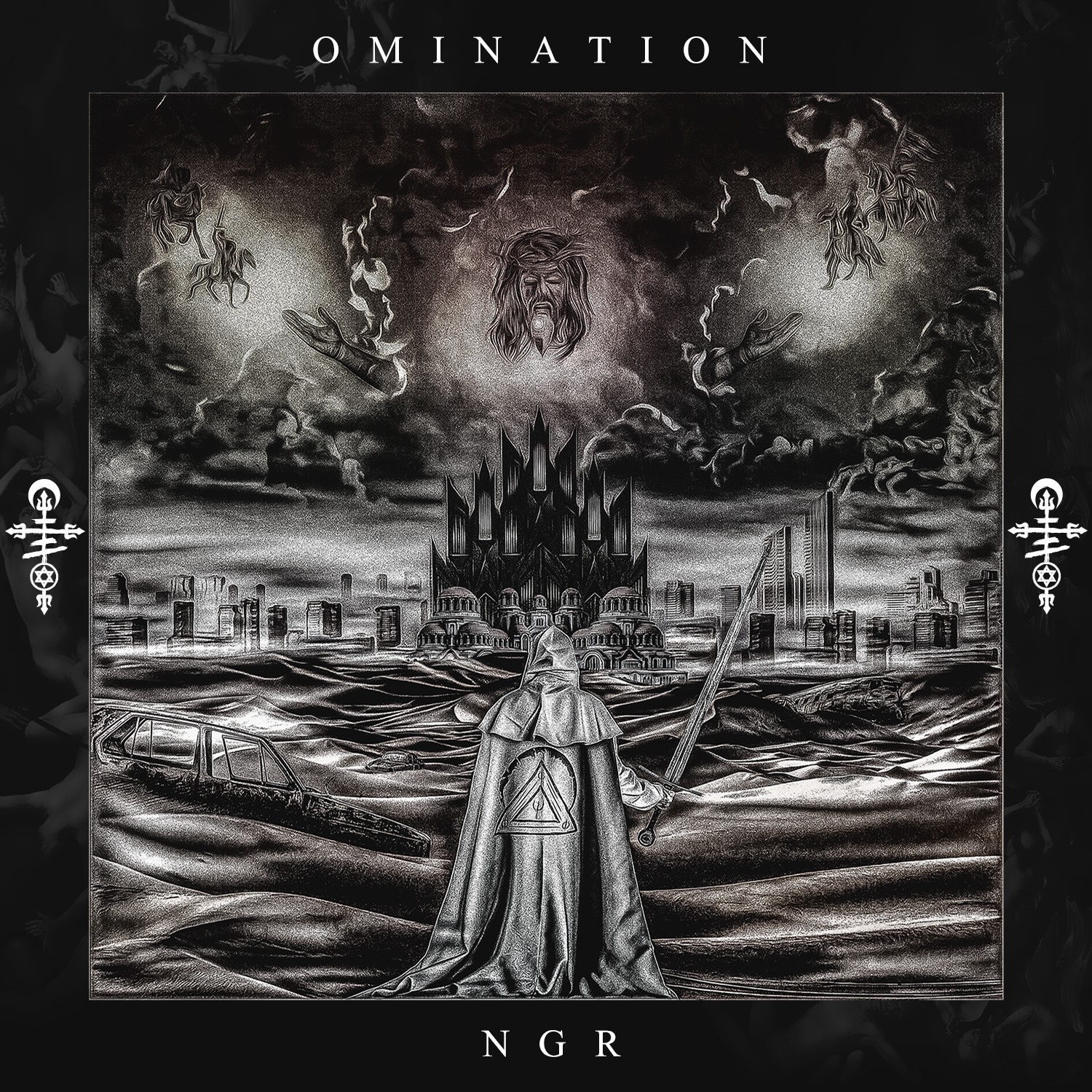 Omination NGR album cover artwork