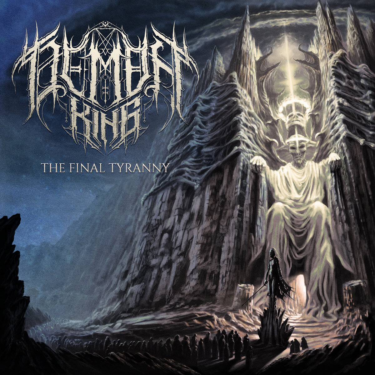The Final Tyranny Demon King Album Cover Artwork