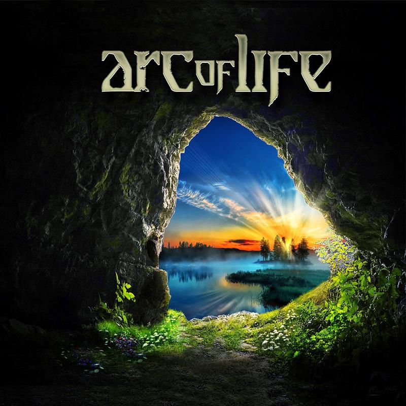 Arc of Life album cover artwork 2021