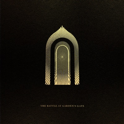 greta van fleet garden gate album cover artwork