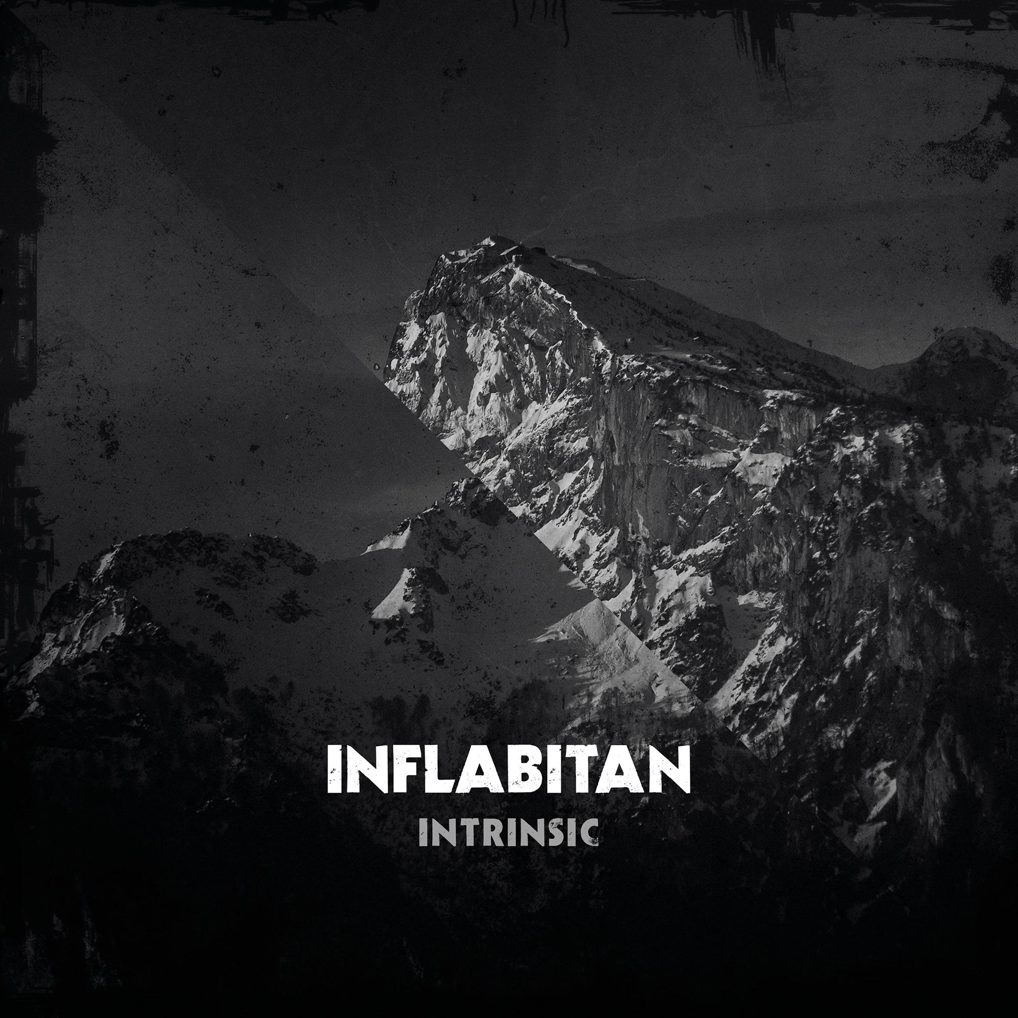inflabitan intrinsic album cover artwork