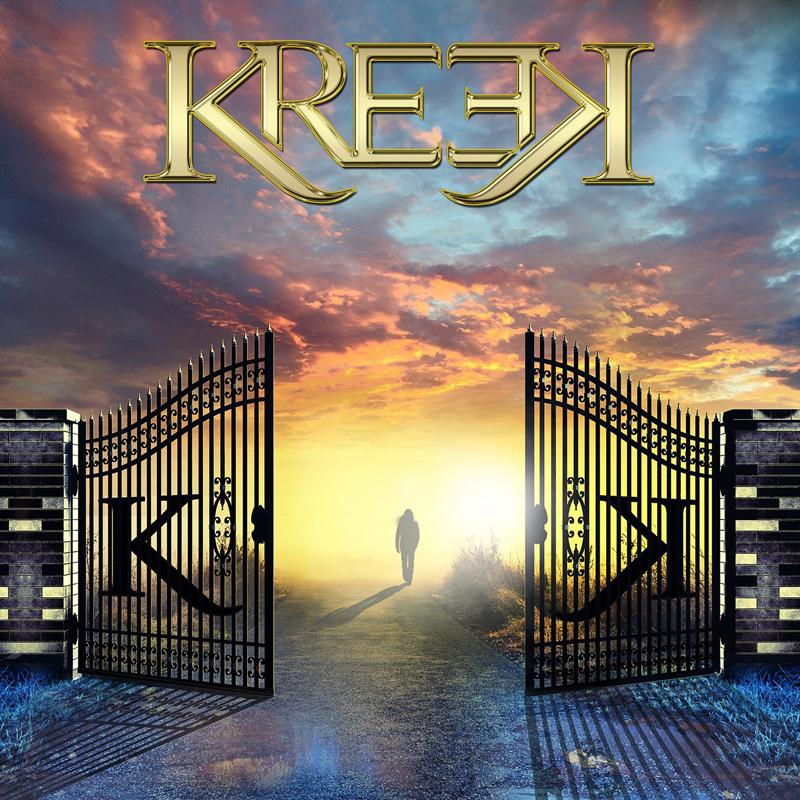 kreek album cover artwork 2021