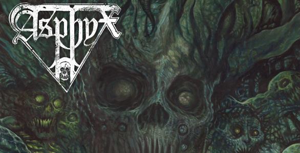 ASPHYX : CHRONIQUE DU NOUVEL ALBUM
