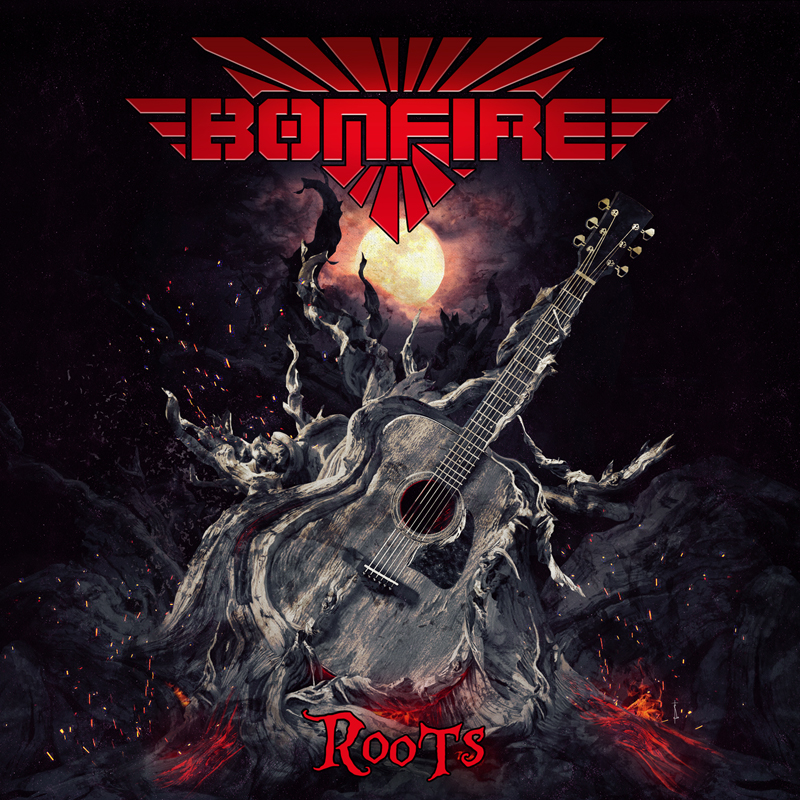 Bonfire Roots Compilation Album Cover Artwork 2021