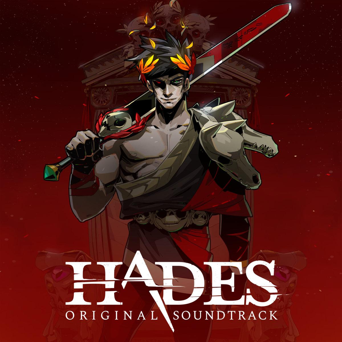 DARREN KORB Hades Original Soundtrack