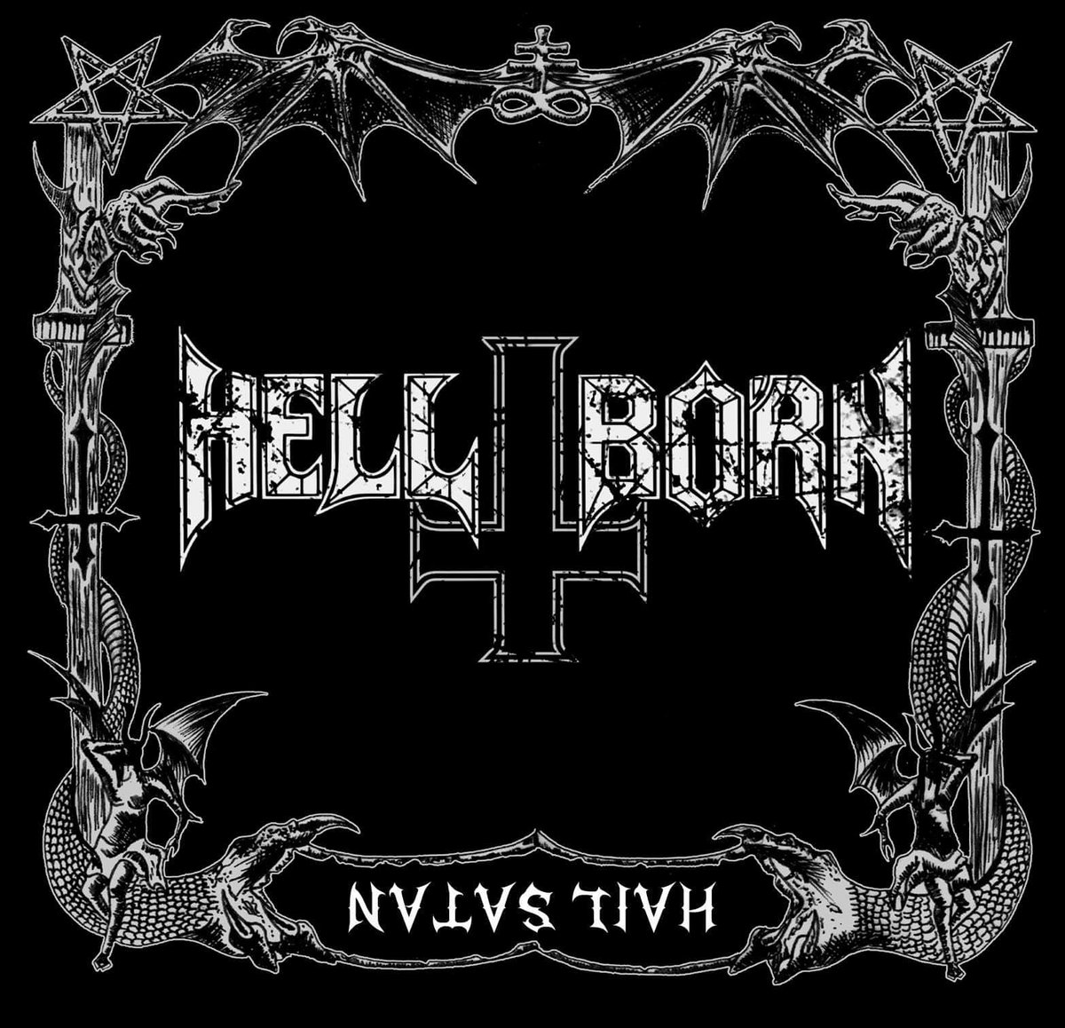 HELL​-​BORN Natas Liah Album Cover Artwork