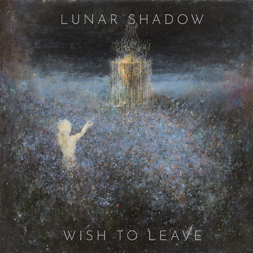 Lunar Shadow Wish To leave Album Cover Artwork 2021