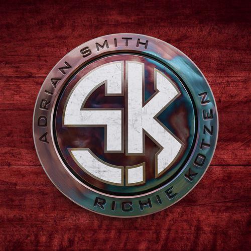 SMITH/KOTZEN (avec Adrian Smith et Richie Kotzen) dévoile le clip vidéo de la nouvelle chanson «Scars»