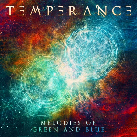 Temperance Melodies of Green and Blues Album Cover Artwork