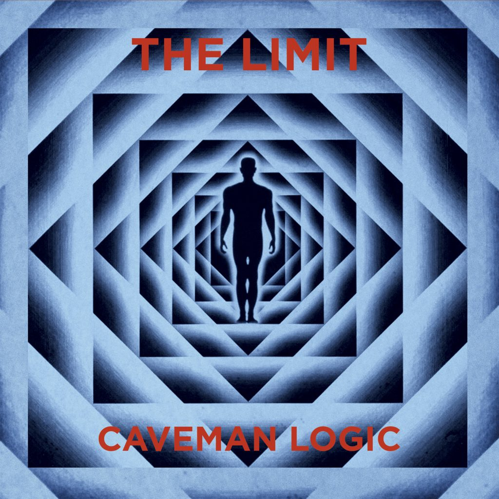 The Limit Caveman Logic Album Cover Artwork