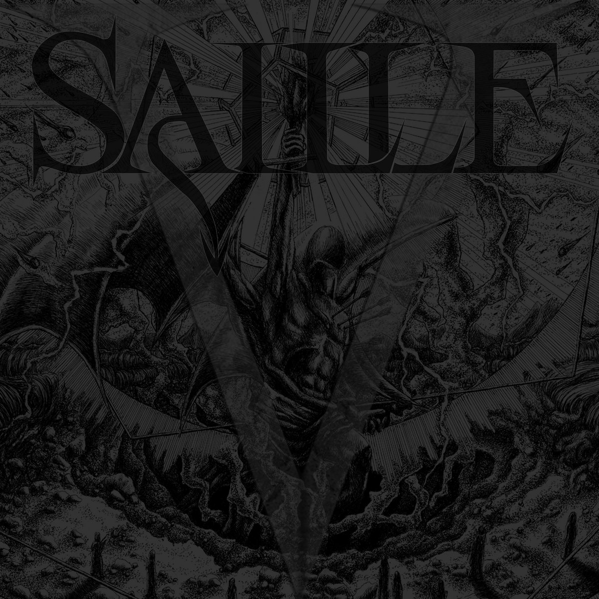 V Saille Album Cover Artwork