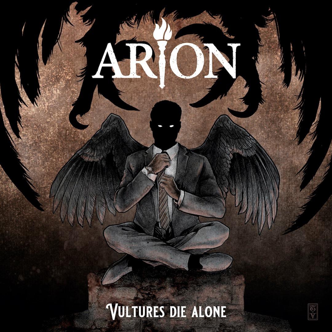ARION dévoile le clip vidéo de la nouvelle chanson «In The Name Of Love» (avec CYAN KICKS)