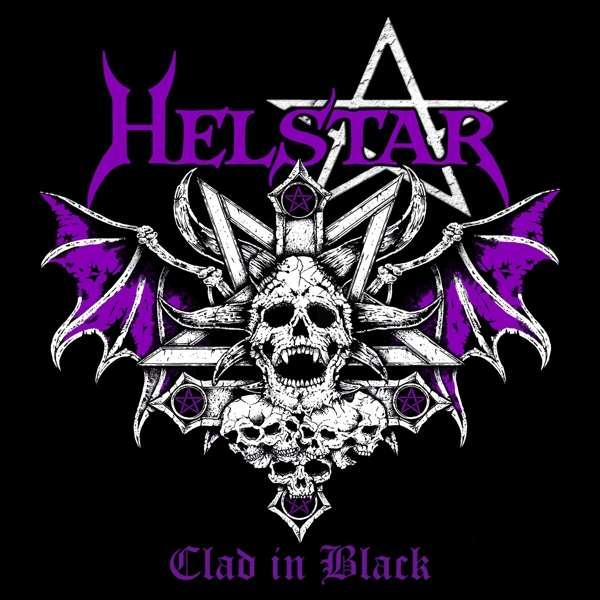 HELSTAR dévoile la nouvelle chanson «Across The Raging Seas»
