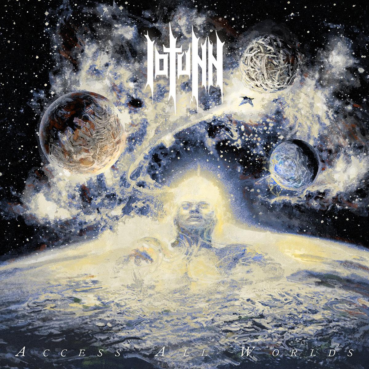 IOTUNN : le nouvel album Access All Worlds en écoute intégrale