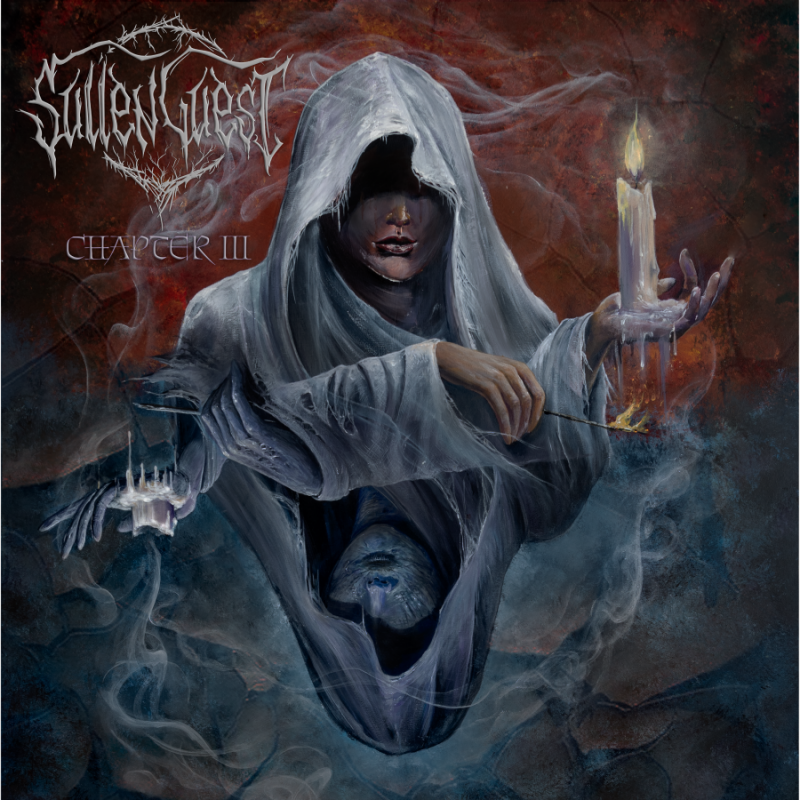 sullen guest chapter III album cover artwork