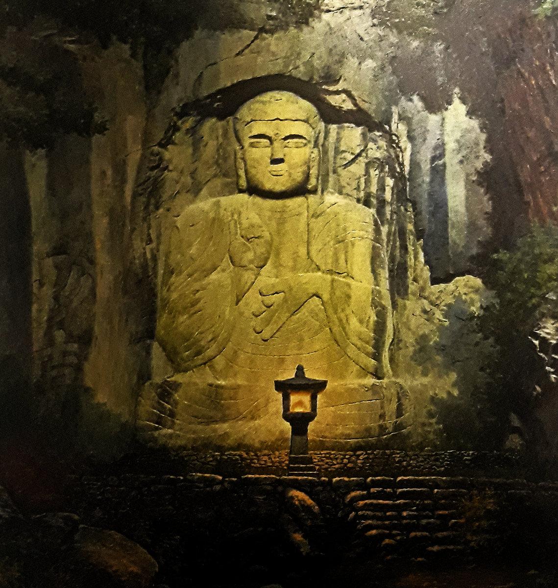 虚极(Bliss-Illusion) Mukti Album Cover Artwork