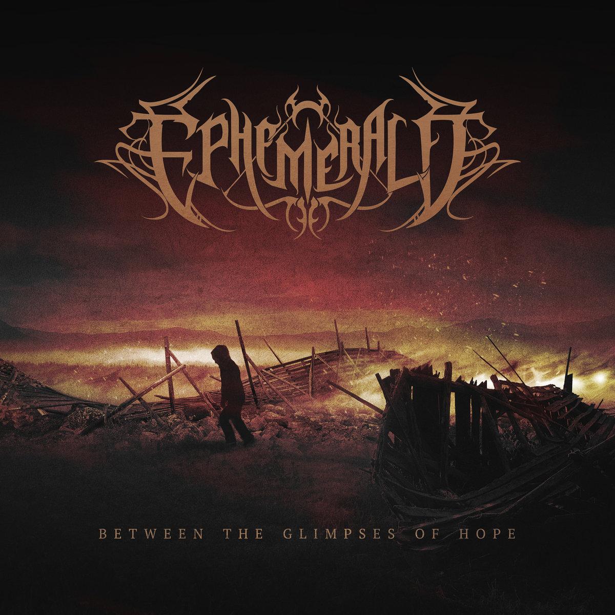 Between the Glimpses of Hope Ephemerald Album Cover Artwork