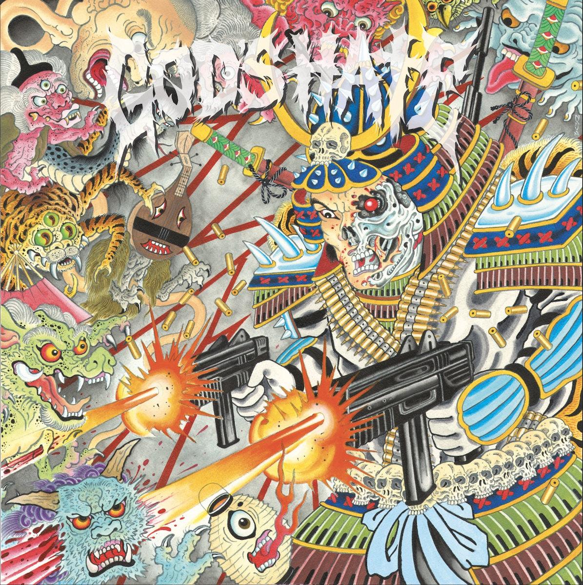 God's Hate Album Cover Artwork