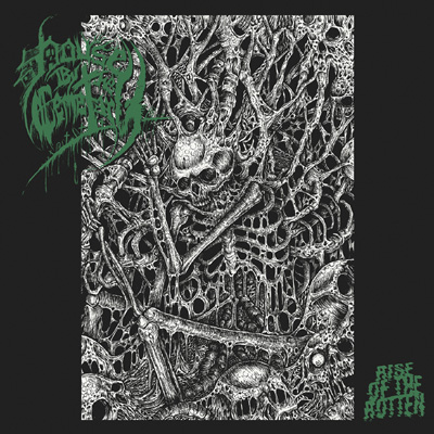HOUSE BY THE CEMETARY Rise of the Rotten Cover Artwork