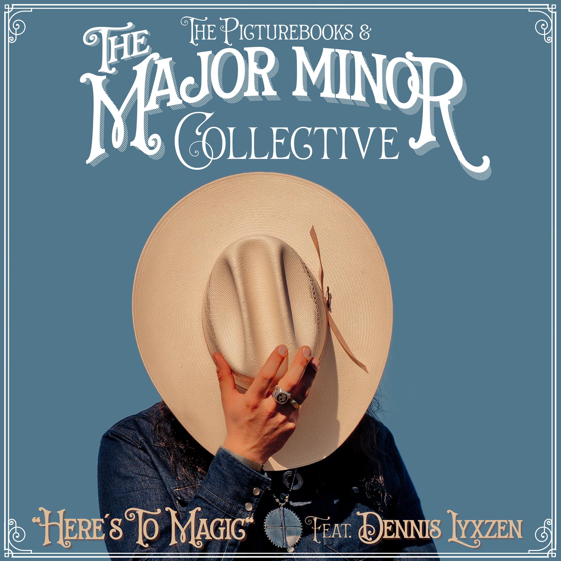 THE PICTUREBOOKS dévoile le clip vidéo de la chanson «Here's To Magic» (avec Dennis Lyxzen de REFUSED)