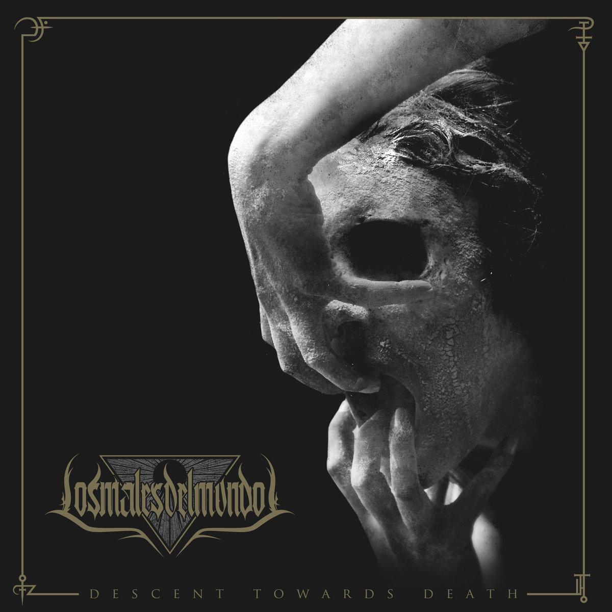Los Males Del Mundo Descent Towards Death Album Cover Artwork
