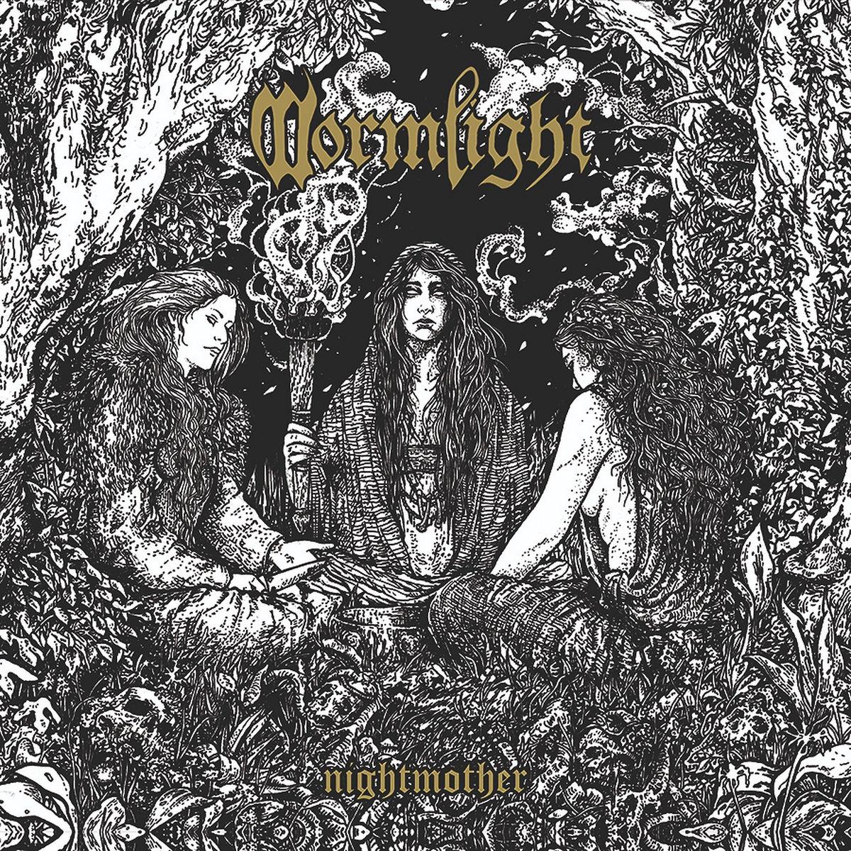 Nightmother Wormlight Album Cover Artwork 2021