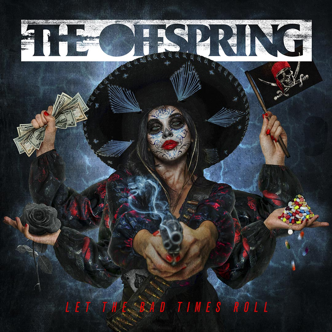 The Offspring Let The Bad Times Roll Album Cover Artwork