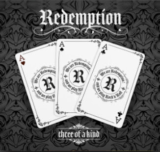 Redemption Three of a kind Album Cover Artwork