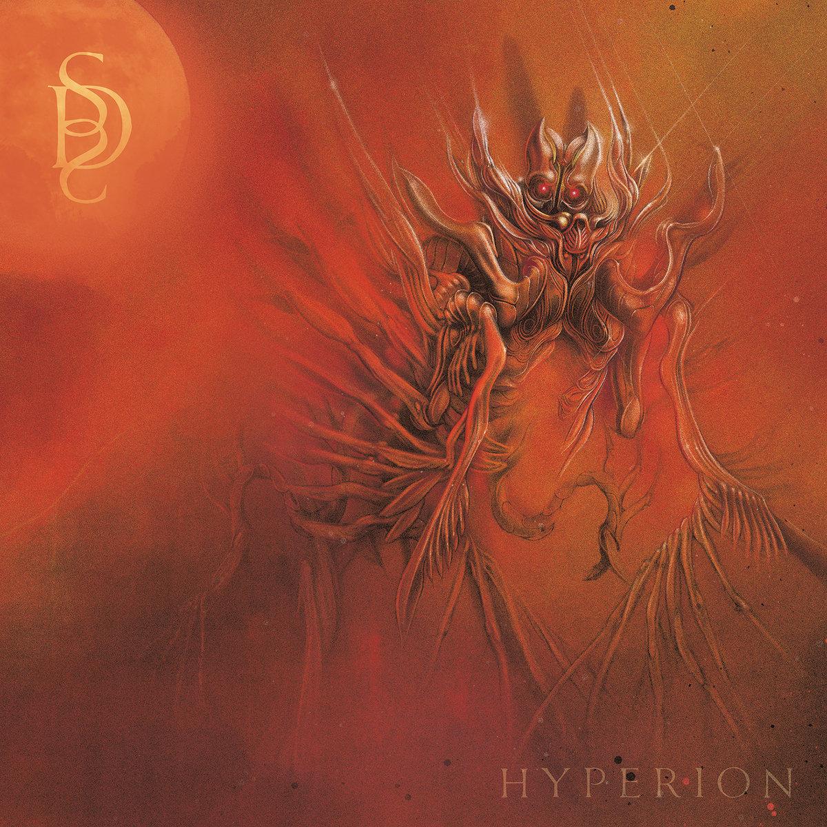 Sol Draconi Septem Hyperion Album Cover Artwork