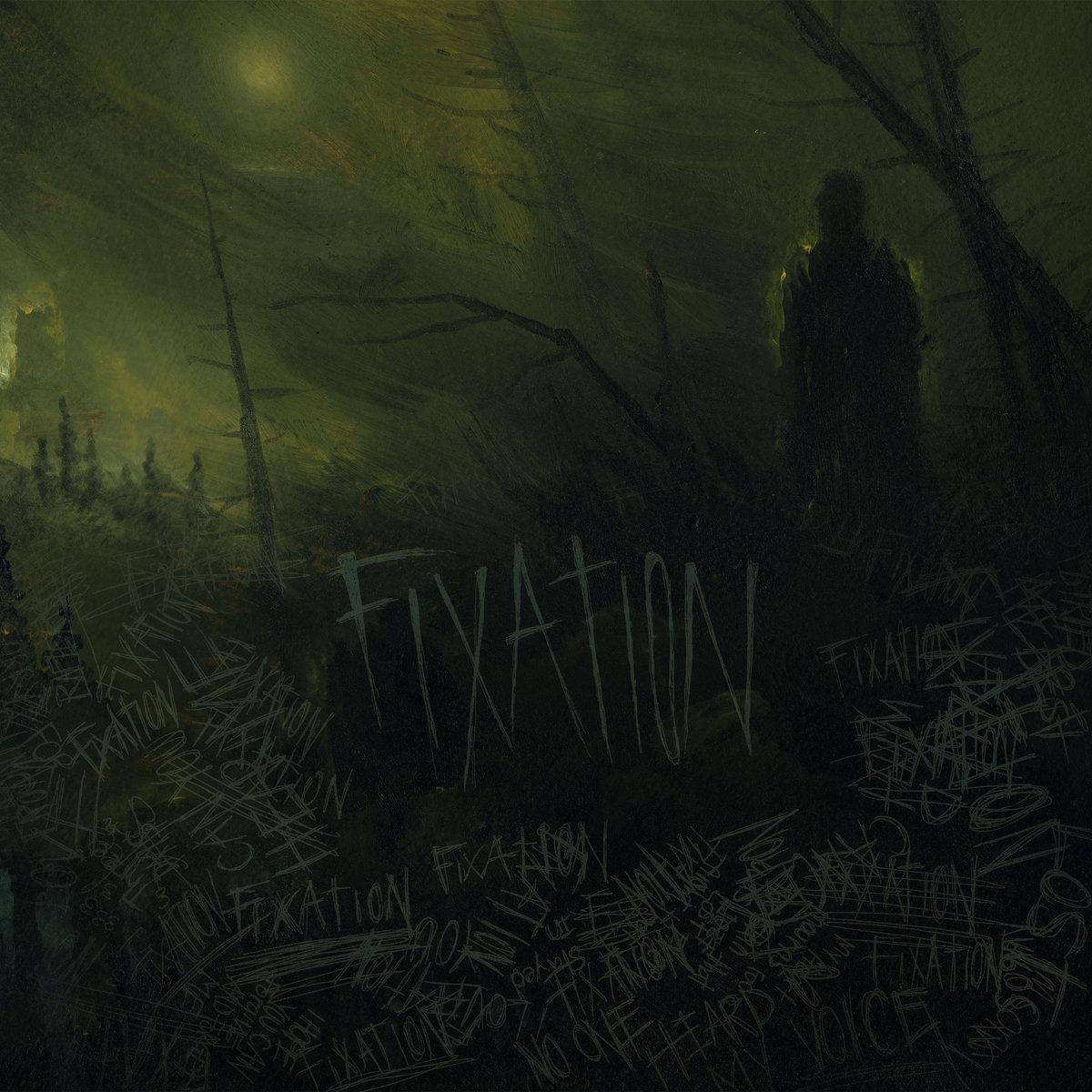 The Ember, The Ash Fixation Album Cover Artwork